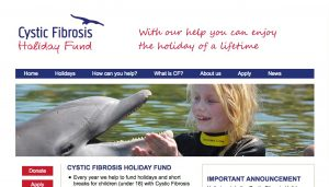 Cystic Fibrosis Holiday Fund