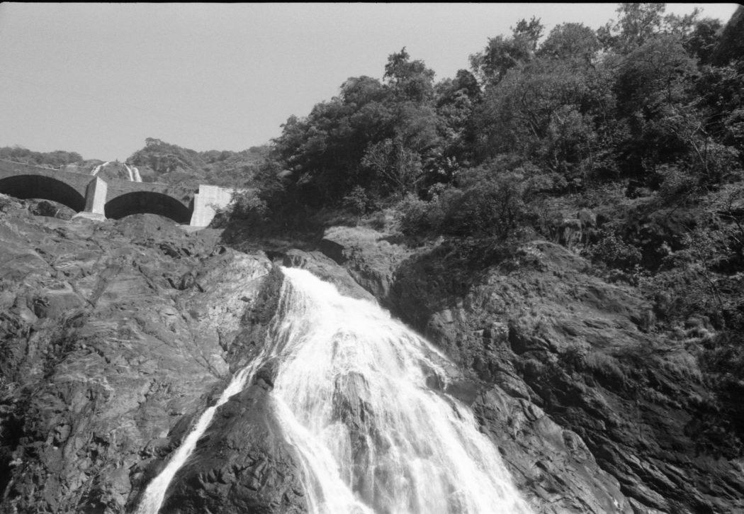 Goa - Dudhsagar Falls
