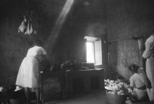 Goa - wood fire kitchen