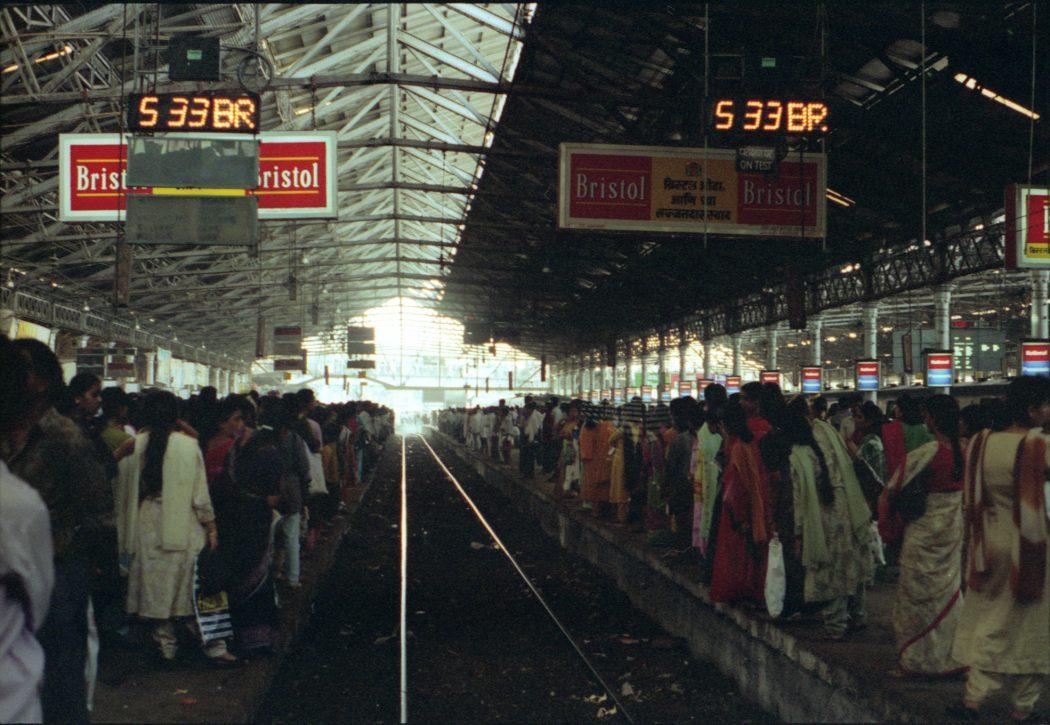 CST (VT) Station, Mumbai