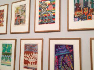 Paolozzi prints