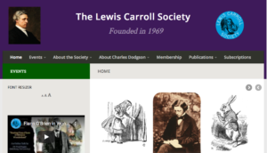 The Lewis Carroll Society